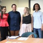 Four CIT students